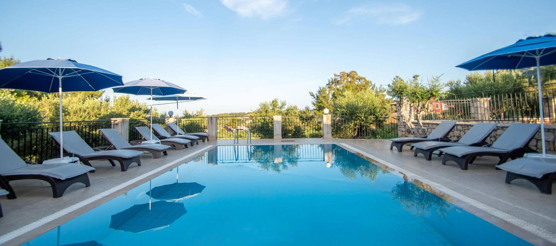 Aeolos Villas-Apartments Vassilikos