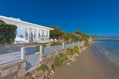 Zakynthos Villas Anemos Beach House Alykes