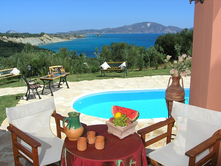 Athenea Villas / Keri Lake / Zakynthos Greece