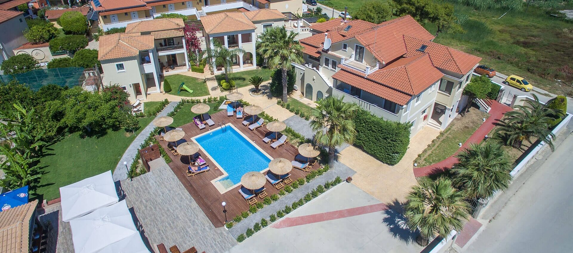 Christys Beach Villas Tsilivi