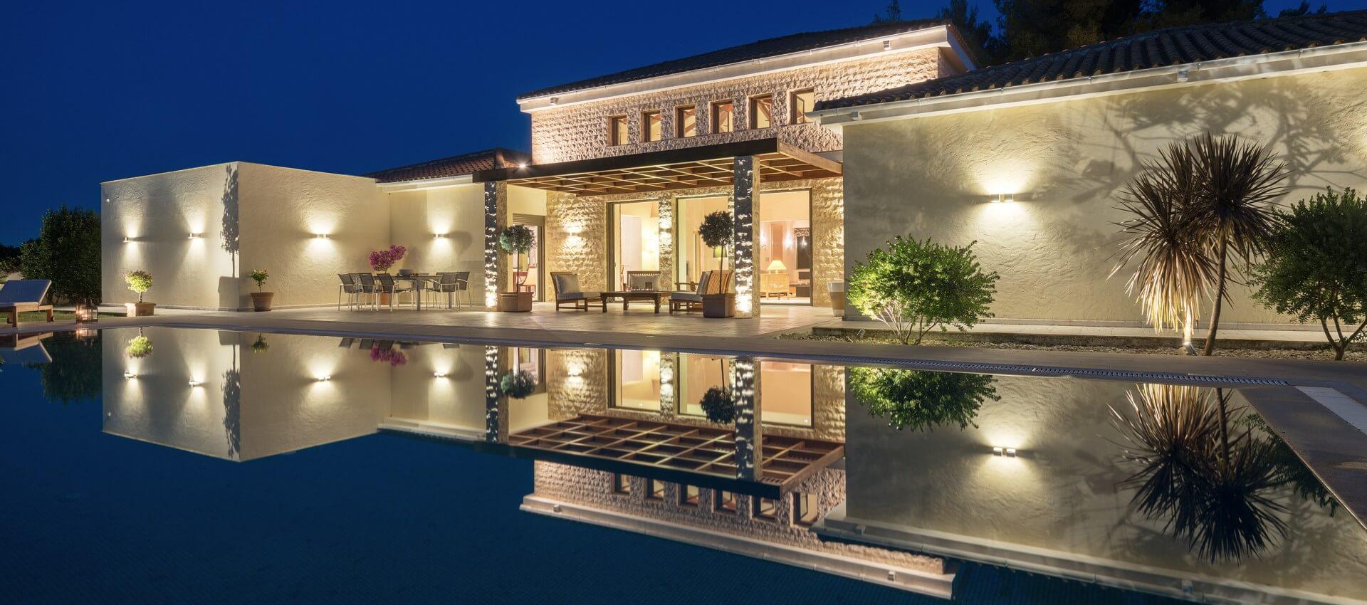 Holiday Villas On Zakynthos