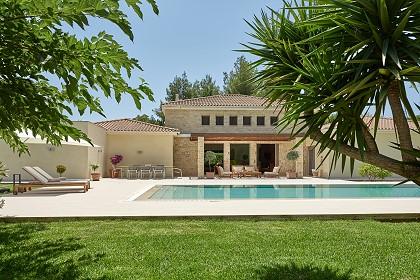 Zakynthos Villas Villa La Curva Laganas