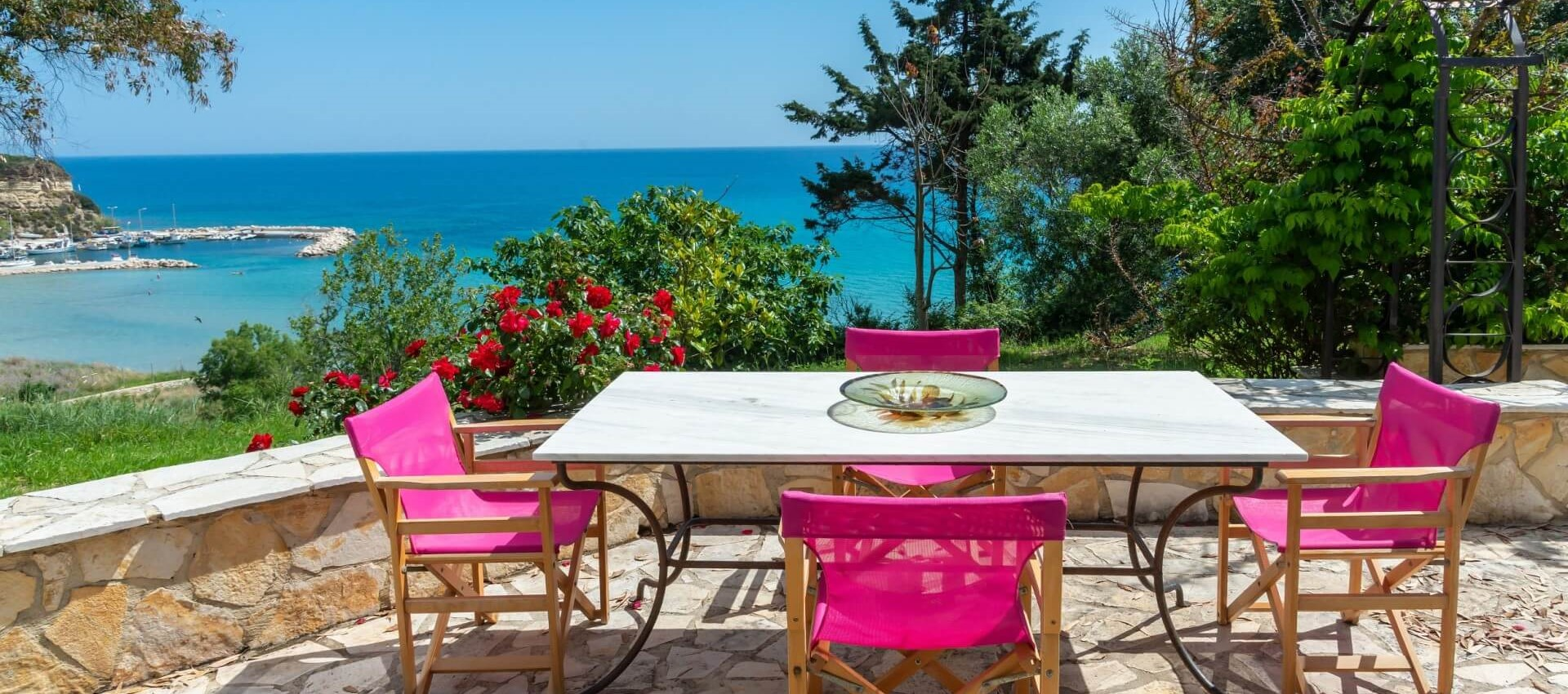 Sea Views Villa Tragaki