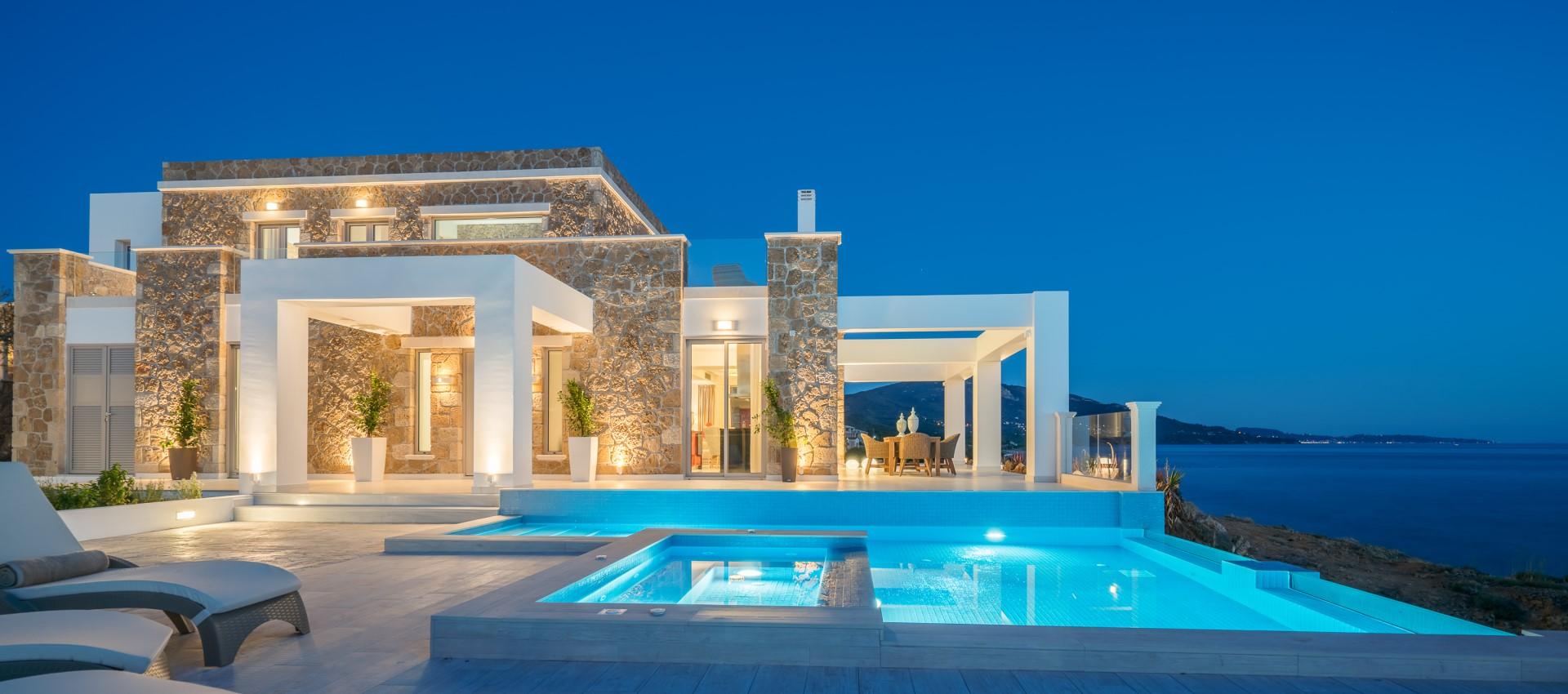 Tambouros Boutique Villas Vassilikos Zakynthos Luxury