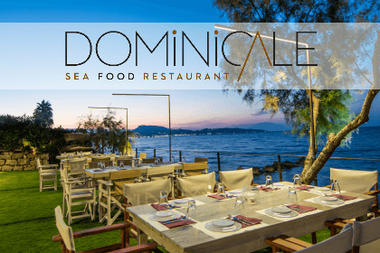 Restaurants in Zakynthos Dominicale Sea Food Restaurant