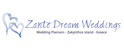 Wedding in Zakynthos  Zante Dream Weddings
